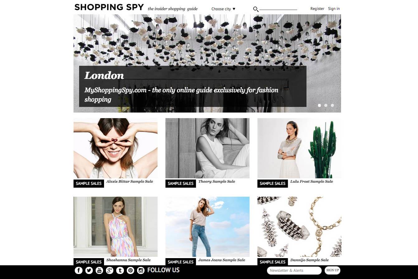 Shopping Spy 4